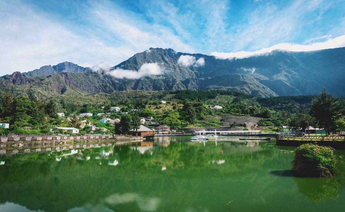 Grand lac de Cilaos
