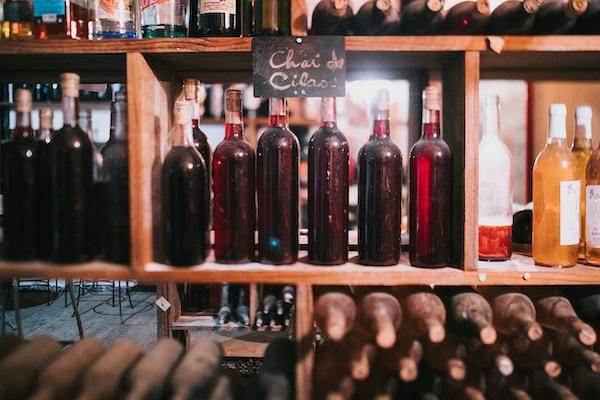 cave à vins tsilaosa